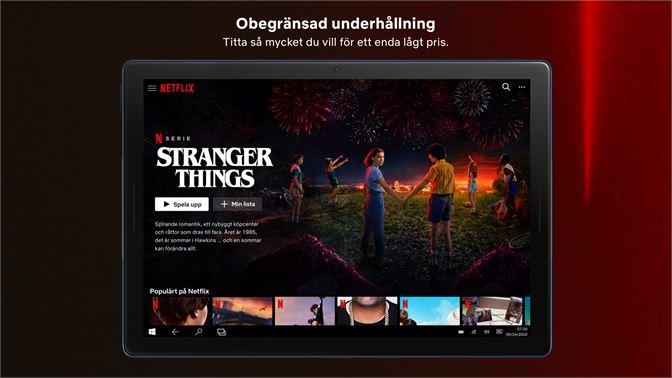 Netflix Sverige